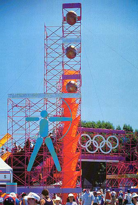 1984 Olympic Village - Los Angeles, CA