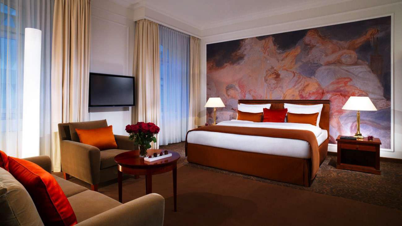 Four Seasons Hotel Munich Germany