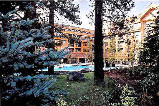 Grand Residences by Marriott Lake Tahoe