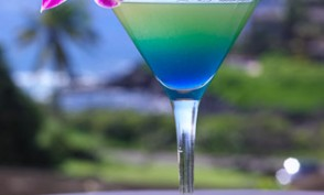 Koloa Landing Resort Drinks Poipu Beach Kauai Hawaii