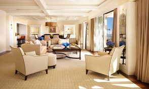 Catalina Suite Living Room