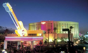 Hard Rock Hotel Casino Las Vegas