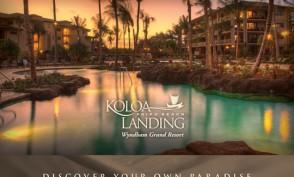 Koloa Landing Poipu Beach Kauai Hawaii