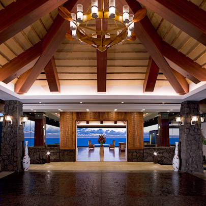 Koloa Landing Resort Entry Poipu Beach Kauai Hawaii